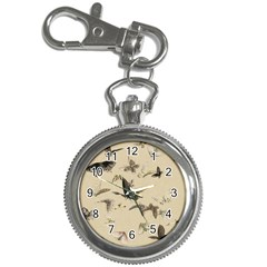 Vintage Old Fashioned Antique Key Chain Watches