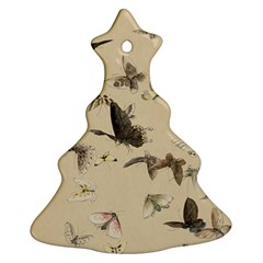 Vintage Old Fashioned Antique Ornament (christmas Tree)