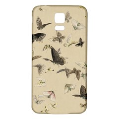 Vintage Old Fashioned Antique Samsung Galaxy S5 Back Case (white)