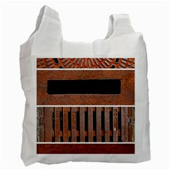 Stainless Structure Collection Recycle Bag (one Side)