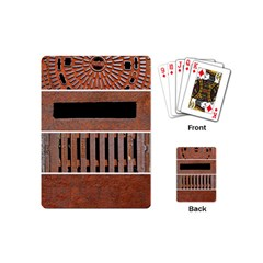 Stainless Structure Collection Playing Cards (mini)