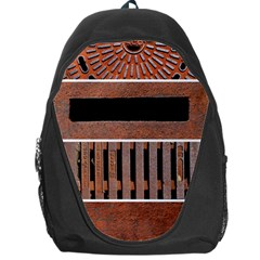 Stainless Structure Collection Backpack Bag