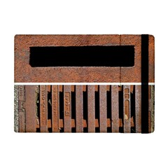 Stainless Structure Collection Apple Ipad Mini Flip Case