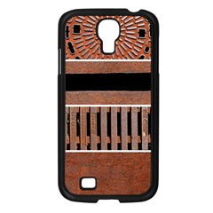 Stainless Structure Collection Samsung Galaxy S4 I9500/ I9505 Case (black)