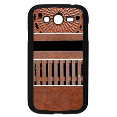 Stainless Structure Collection Samsung Galaxy Grand Duos I9082 Case (black)