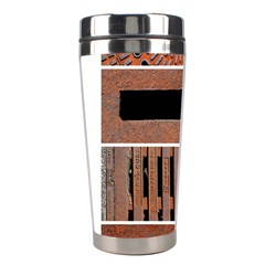 Stainless Structure Collection Stainless Steel Travel Tumblers