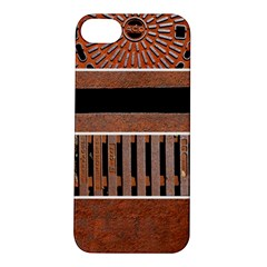 Stainless Structure Collection Apple Iphone 5s/ Se Hardshell Case