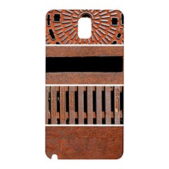 Stainless Structure Collection Samsung Galaxy Note 3 N9005 Hardshell Back Case