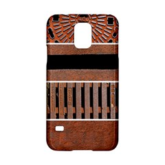 Stainless Structure Collection Samsung Galaxy S5 Hardshell Case