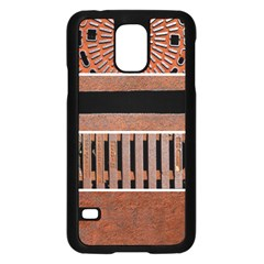 Stainless Structure Collection Samsung Galaxy S5 Case (black)