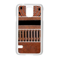 Stainless Structure Collection Samsung Galaxy S5 Case (white)