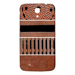 Stainless Structure Collection Samsung Galaxy Mega I9200 Hardshell Back Case