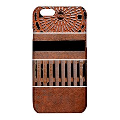 Stainless Structure Collection iPhone 6/6S TPU Case
