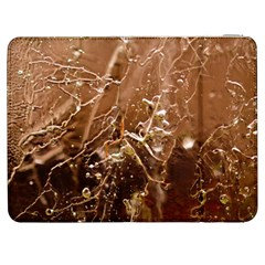 Ice Iced Structure Frozen Frost Samsung Galaxy Tab 7  P1000 Flip Case