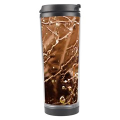 Ice Iced Structure Frozen Frost Travel Tumbler
