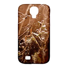 Ice Iced Structure Frozen Frost Samsung Galaxy S4 Classic Hardshell Case (pc+silicone)