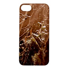 Ice Iced Structure Frozen Frost Apple Iphone 5s/ Se Hardshell Case