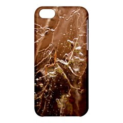 Ice Iced Structure Frozen Frost Apple Iphone 5c Hardshell Case