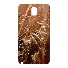Ice Iced Structure Frozen Frost Samsung Galaxy Note 3 N9005 Hardshell Back Case