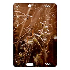Ice Iced Structure Frozen Frost Amazon Kindle Fire Hd (2013) Hardshell Case