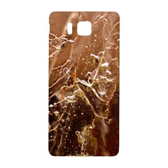 Ice Iced Structure Frozen Frost Samsung Galaxy Alpha Hardshell Back Case
