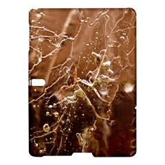 Ice Iced Structure Frozen Frost Samsung Galaxy Tab S (10 5 ) Hardshell Case