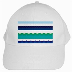 Water Border Water Waves Ocean Sea White Cap