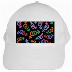 Sexsymbol White Cap