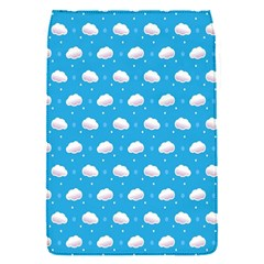 Seamless Fluffy Cloudy And Sky Flap Covers (s)