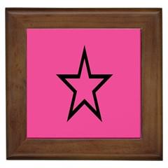 Star Framed Tiles