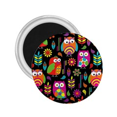 Ultra Soft Owl 2 25  Magnets