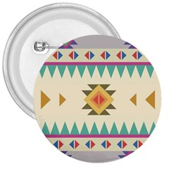 Your First Aztec Pattern 3  Buttons