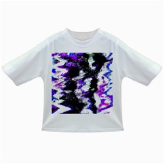 Abstract Canvas Acrylic Digital Design Infant/toddler T Shirts