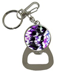 Abstract Canvas Acrylic Digital Design Button Necklaces
