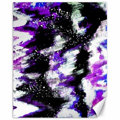 Abstract Canvas Acrylic Digital Design Canvas 11  x 14