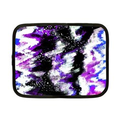 Abstract Canvas Acrylic Digital Design Netbook Case (small)
