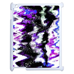 Abstract Canvas Acrylic Digital Design Apple Ipad 2 Case (white)