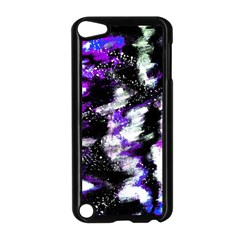 Abstract Canvas Acrylic Digital Design Apple Ipod Touch 5 Case (black)