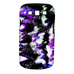 Abstract Canvas Acrylic Digital Design Samsung Galaxy S Iii Classic Hardshell Case (pc+silicone)