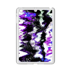 Abstract Canvas Acrylic Digital Design Ipad Mini 2 Enamel Coated Cases