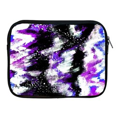Abstract Canvas Acrylic Digital Design Apple Ipad 2/3/4 Zipper Cases