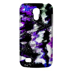 Abstract Canvas Acrylic Digital Design Galaxy S4 Mini