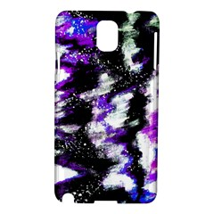 Abstract Canvas Acrylic Digital Design Samsung Galaxy Note 3 N9005 Hardshell Case