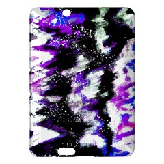Abstract Canvas Acrylic Digital Design Kindle Fire Hdx Hardshell Case