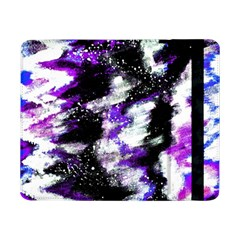 Abstract Canvas Acrylic Digital Design Samsung Galaxy Tab Pro 8 4  Flip Case