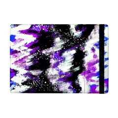 Abstract Canvas Acrylic Digital Design Ipad Mini 2 Flip Cases
