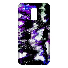 Abstract Canvas Acrylic Digital Design Galaxy S5 Mini