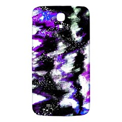 Abstract Canvas Acrylic Digital Design Samsung Galaxy Mega I9200 Hardshell Back Case
