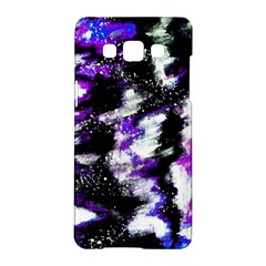 Abstract Canvas Acrylic Digital Design Samsung Galaxy A5 Hardshell Case