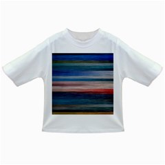Background Horizontal Lines Infant/toddler T Shirts
